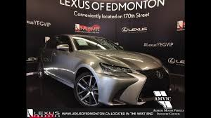 lexus gs 350 model 2017 2017 lexus gs 350 awd review youtube