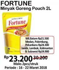 Minyak Goreng Tropical Di Alfamart promo fortune minyak goreng 2 ltr di alfamart 盪 katalog promo