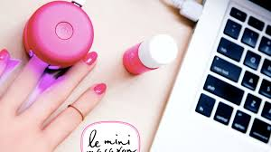 le mini macaron diy gel manicure kits for busy women by