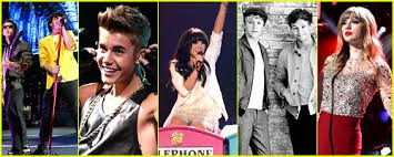 top pop artists just jared jr s top five artists of 2012 2012 year end