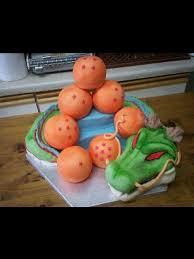 Dragon Ball Z Cake Decorations by Awesome Dragon Ball Z Cake Food Art U0027n U0027 Stuff Pinterest