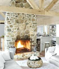 Rustic Mantel Decor Decorating Around A Large Stone Fireplace Stacked Ideas Walls