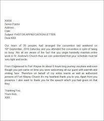 appreciation letter 28 images letter of gratitude sle best
