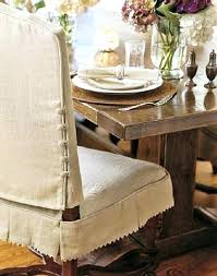 dining armchair slipcover kitchen chair seat covers dining table