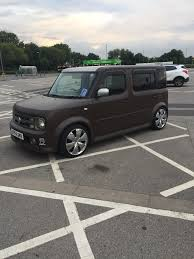 nissan cube 2016 nissan cube cubic 7 seater swap sell in stockton on tees