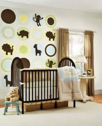 Yellow Curtains Nursery by Bedroom 32 Brilliant Decorating Ideas For Small Baby Nursery