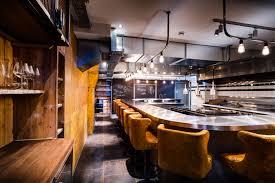 kitchen modern interior design restaurant 2017 of good looking