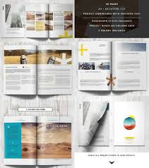 magazine ad template word 20 magazine templates with creative print layout designs