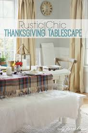 thanksgiving tablescapes ideas thanksgiving tablescape hop city farmhouse