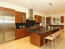 stainless steel kitchens black and stainless steel appliances mixed maple kitchen cabinets