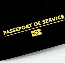 bureau pour passeport passeport de service ants