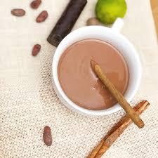 cuisine martiniquaise facile chocolat chaud martiniquais je cuisine créole