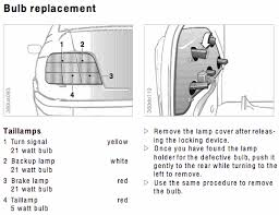 tail light assembly diagram bimmerfest bmw forums