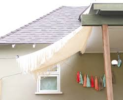 awesome awning for patio do it yourself room design ideas