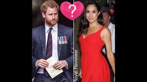 prince harry shock secret relationship romance with meghan markle