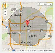 mesa az map top dumpster rental in mesa az call 480 304 5673