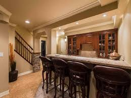 kitchen bars ideas creative of basement kitchen and bar ideas best basement kitchen