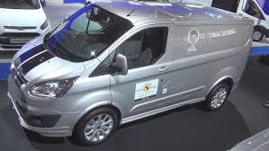 Ford Van Interior Ford Transit Custom Panel Van Exterior And Interior In 3d 4k Uhd