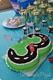 cars birthday cake the domestic project simple step by step tutorial for decorating