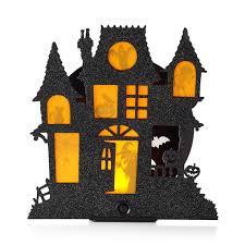 amazon com hallmark haunted house shadowcaster halloween