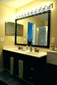 vanity mirror with led lights light behind mirror tufcogreatlakes com