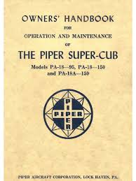 pa 18 150 supercub parts catalog complete flap aeronautics