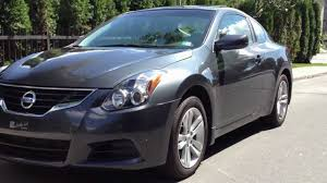 nissan altima coupe hp 2011 nissan altima coupe 2 5 s youtube