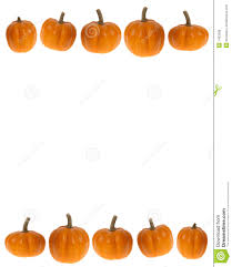 thanksgiving clip art borders free background or border image of pumpkins thanksgiving or hallowee