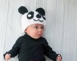 Etsy Baby Boy Halloween Costumes Baby Panda Hat Etsy