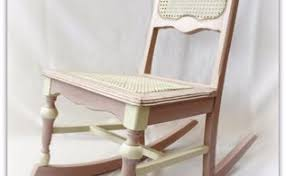 Vintage Rocking Chairs Antique Rocking Chair Update Hometalk
