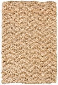 Herringbone Area Rug Herringbone Braided Jute Area Rug In Gold Design By Classic Home