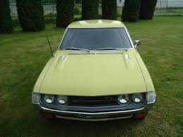 toyota celica coupe looking driver 1973 toyota celica coupe bring a trailer