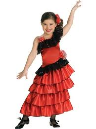 Cool Halloween Costumes 12 Girls Spanish Princess Costume Costumelook