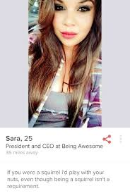 12 Year Old Slut Memes - 30 tinder profiles that did way with small talk and were