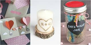 homemade valentines day gifts valentines day homemade gift ideas startupcorner co