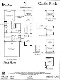 Castle Rock Floor Plans by Sandhill Preserve On Palmer Ranch Sandhill Preserve Homes For
