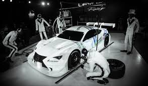2015 lexus rc debuts at lexus rc f gt500 super gt racecar photo gallery autoblog