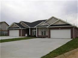 duplex plans with garage in middle ellsworth drive duplexes apartment in clarksville tn
