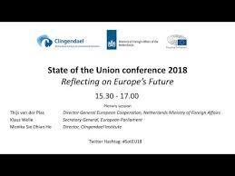 si e de r nion state of the union conference 2018 preparing europe for the