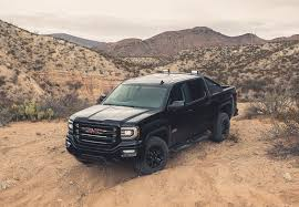 pickup buyers will pay for anything gmc sierra all terrain x