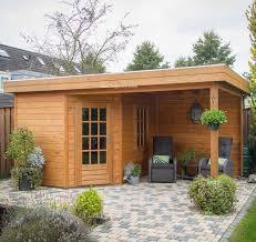 Gardens With Summer Houses - summerhouses and log cabins u2013 quality to detail lugarde