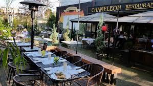 patio restaurantschiff chameleon restaurant bar