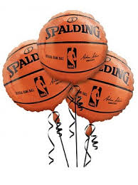 basketball party supplies nba spalding foil balloons nba basketball party supplies australia