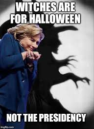 Halloween Meme Funny - wicked hillary imgflip