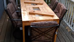 Patio Adirondack Home Depot Wooden Table Rustic Wooden Garden Furniture Awesome Rustic Patio Table