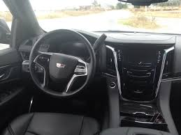 cadillac escalade interior 2016 test drive 2016 cadillac escalade platinum