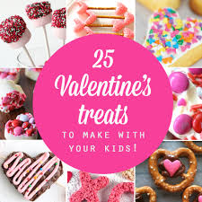 valentines day kids 25 easy s day treats to make with your kids it s