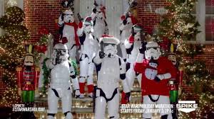 wars christmas spike tv wars commercial