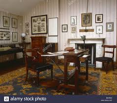 Carlyle Dining Room Set The Attic Study At Carlyle S House 24 Cheyne Row London The Home