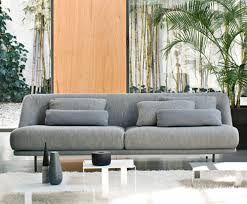 Busnelli Furniture Modern Living Room With Flanigan Sofa For Your Chamber